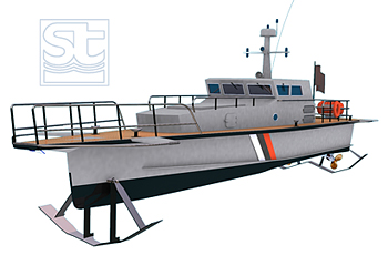 Fast patrol boat SEA SPEAR