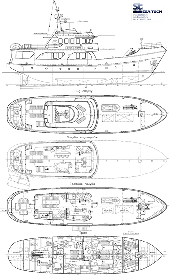 Trawler Design Plans