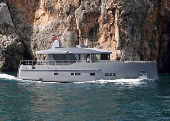 Trawler yacht BERING  SeaTech ltd