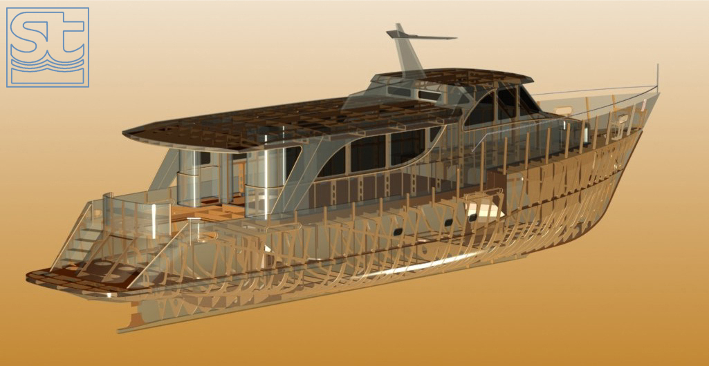 Яхта проект своими руками